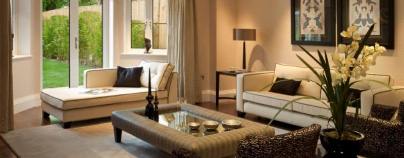 Voorbeelden Muurverf Woonkamer : Interieur ideeen tips woonkamer en ...