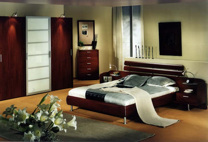 8 slaapkamer ideeen die je eenvoudig kunt toepassen - Kamer kleur idee ...