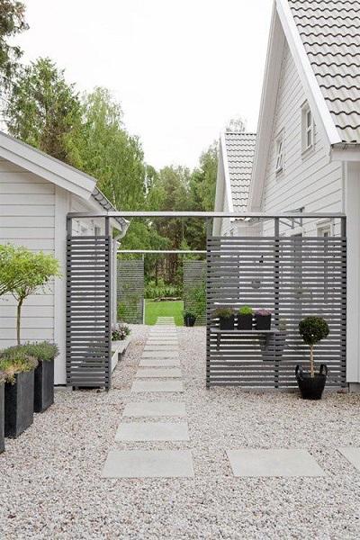tuin goedkoop opknappen