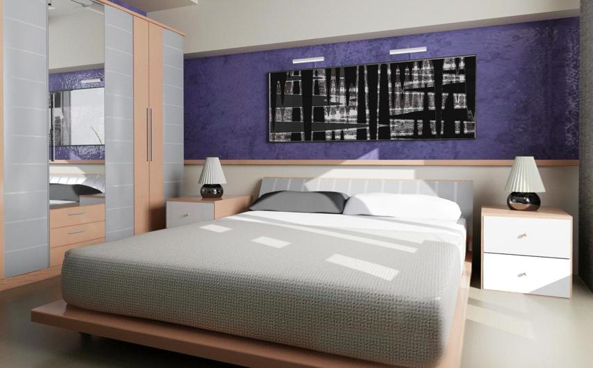 Slaapkamer Ideeen Licht : Een koof achter je bed is praktisch, en je ...