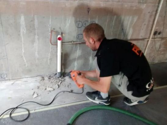 Tips voor leidingen wegwerken met loodgieter