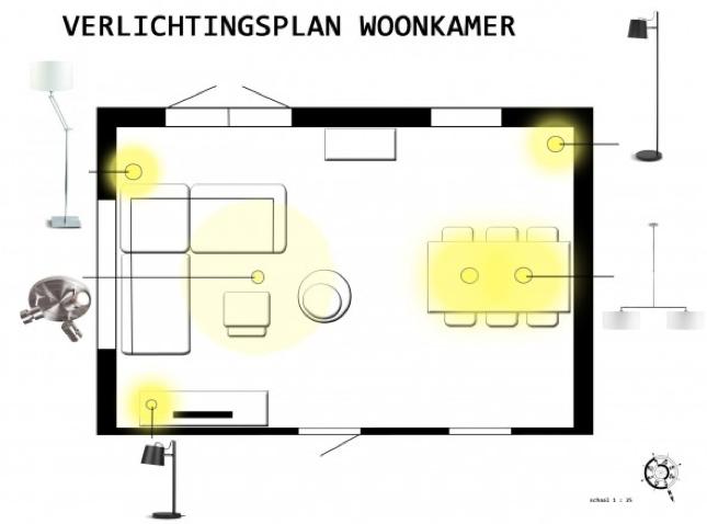 Verlichting Woonkamer Inspiratie: Verlichting woonkamer inspiratie in ...