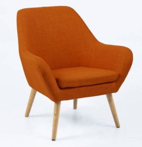 Hioshop Relaxfauteuil Ask