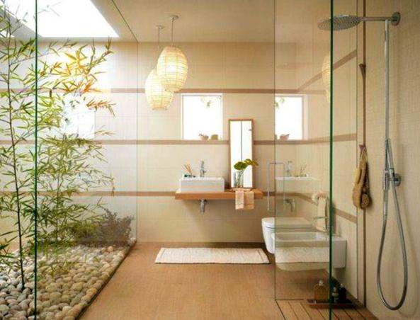 Badkamer inrichting voor ontspannen momenten - Interieur ideeen