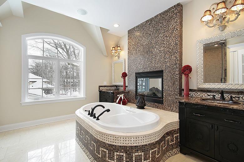Witte Landelijke Badkamer ~ Door een aantal details heb je een stijlvolle badkamer