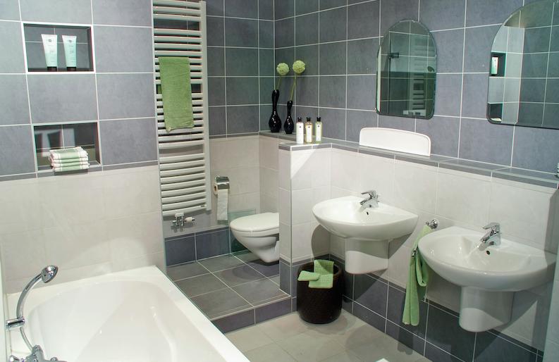 Emejing Badkamer Inrichting Pictures - Moderne huis - clientstat.us