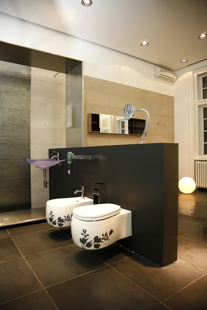 Badkamer Zwart Wit : Badkamer zwart wit interieur ontwerpen tips amp ...
