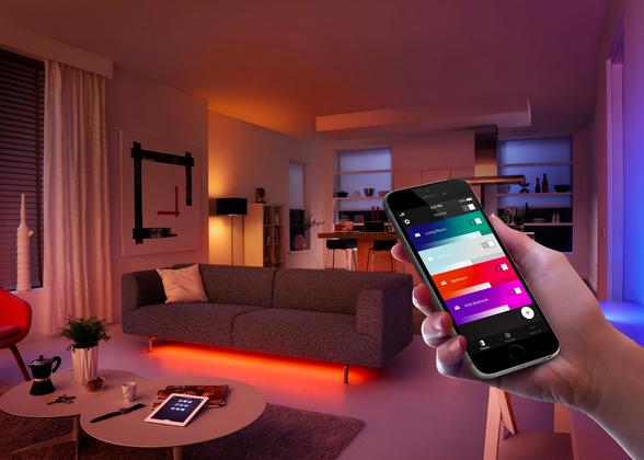 domotica in huis verlichting
