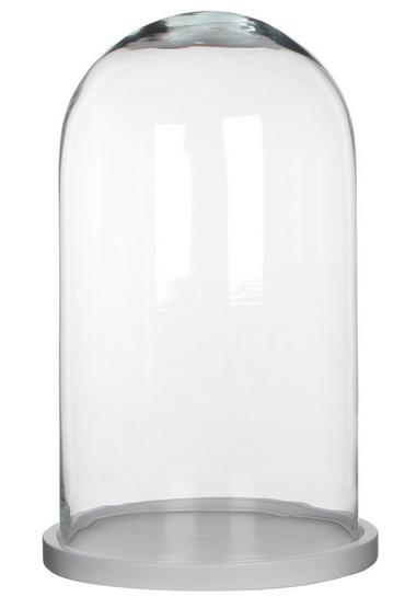 Stolp Hella H38D23.5 glazen stolp hoog