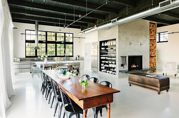 Ideeen voor een industrieel interieur for Huis interieur ideeen