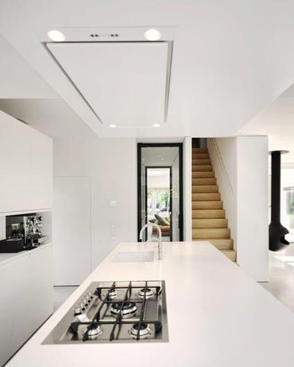Ideeen interieur keuken for Moderne keuken ideeen