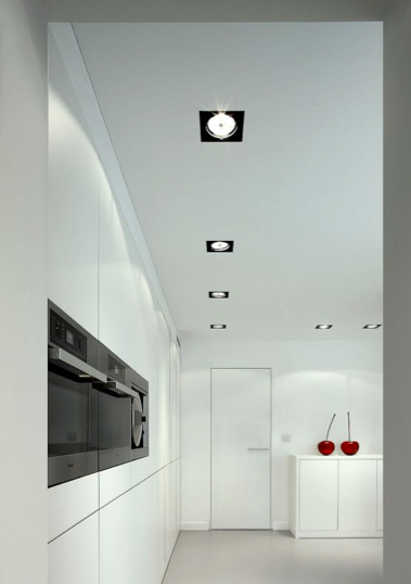 Inbouwspots Keuken Plafond : keuken inbouwspots