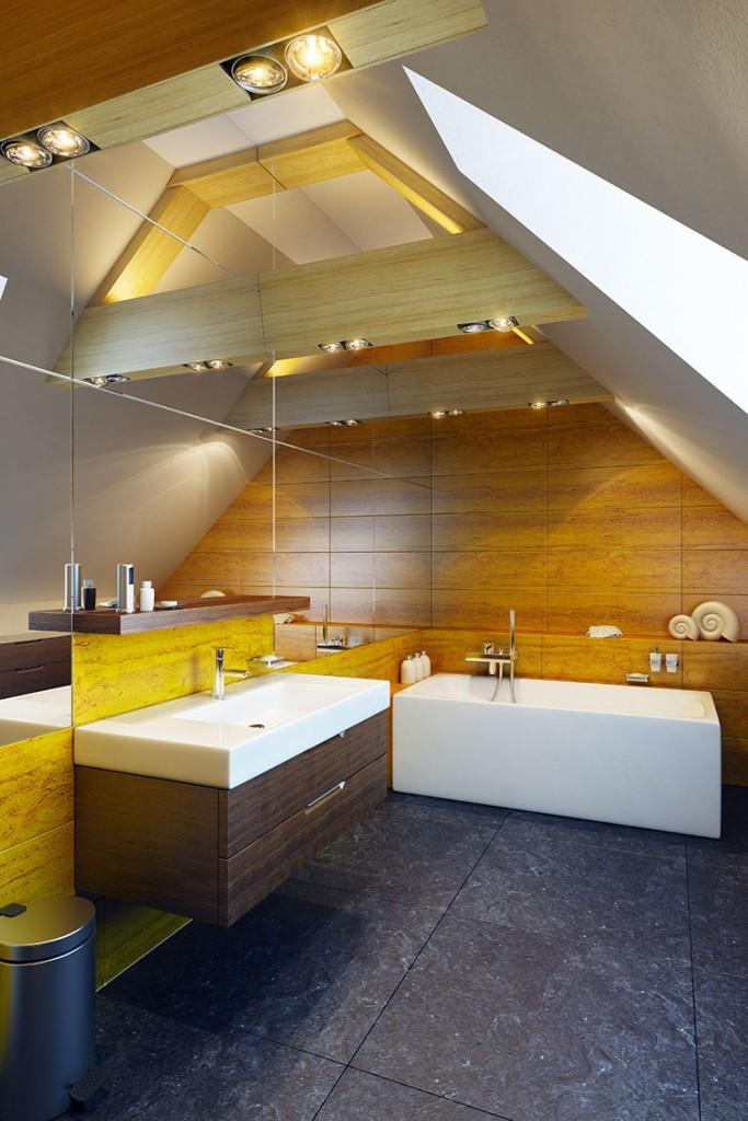 Badkamer Ideeën Kleine Ruimte: Kleine badkamer van b interio ontwerp.