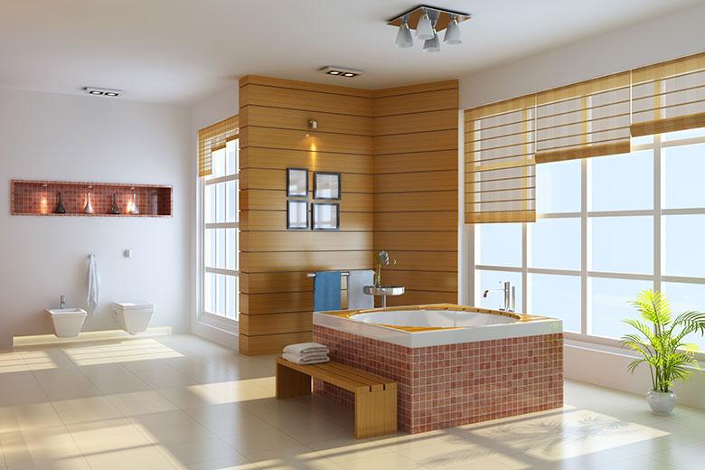 Luxe badkamers voorbeelden en foto\'s