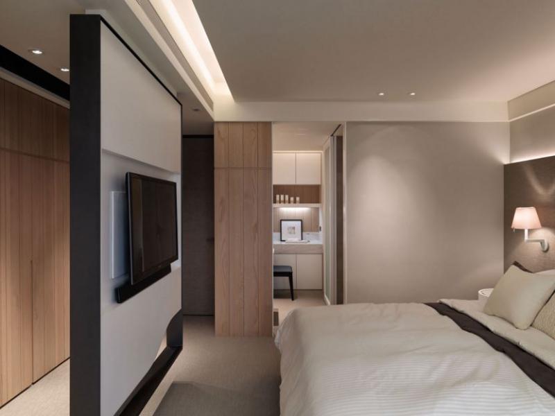 Moderne slaapkamer idee n interieur ideeen - Modern slaapkamer modern design ...