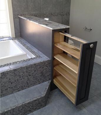 Opberg ideeen slimme trucs en extra opbergruimte interieur ideeen - Keuken uitgerust voor klein gebied ...