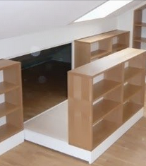 Opberg ideeen slimme trucs en extra opbergruimte interieur ideeen for Kamer voor een klein meisje