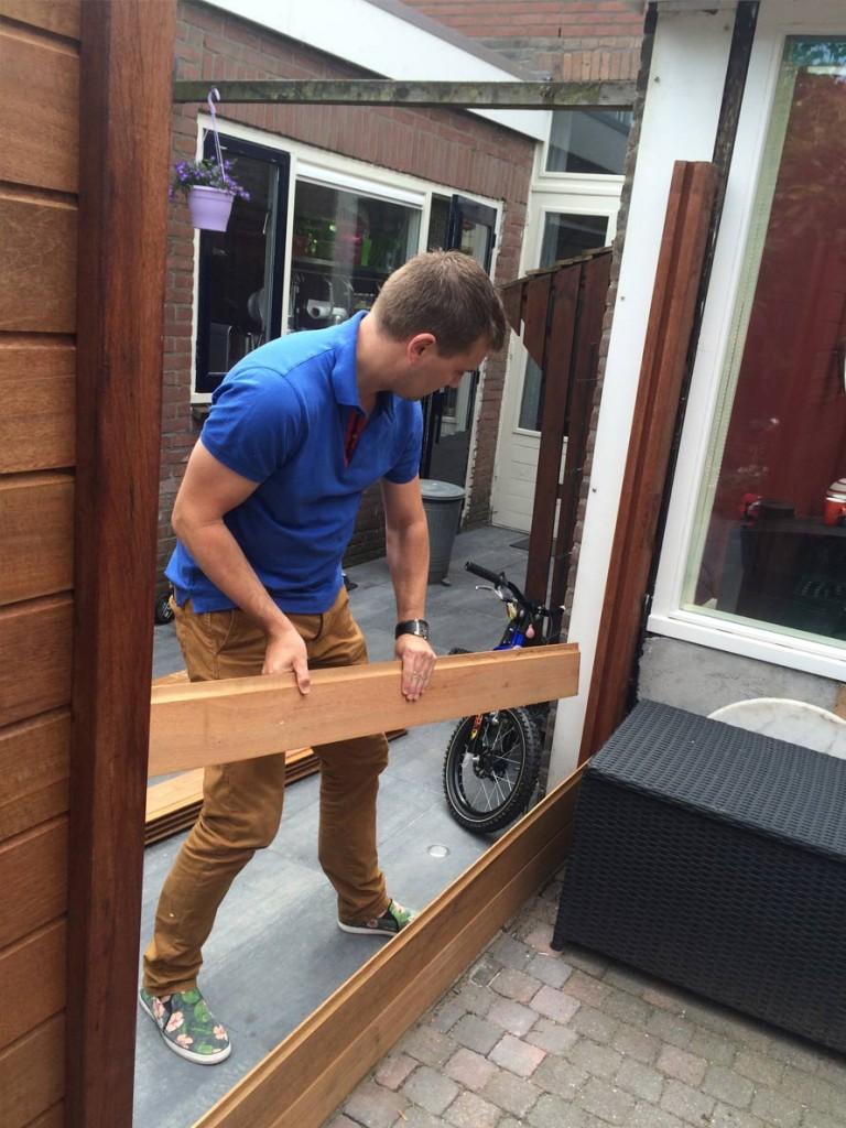 plaatsen-schutting-hout