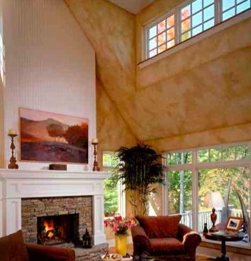 Hoe voorkom je een lelijk interieur - Hoog plafond ...