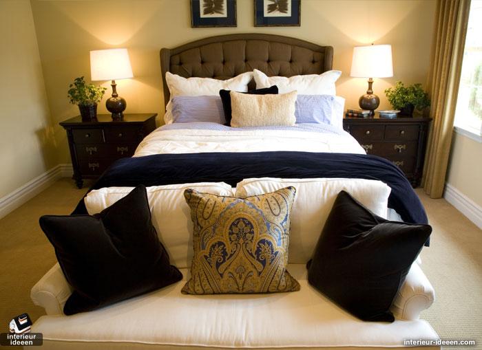 ... Op Muur : interieur slaapkamer voorbeelden : slaapkamer voorbeelden 10