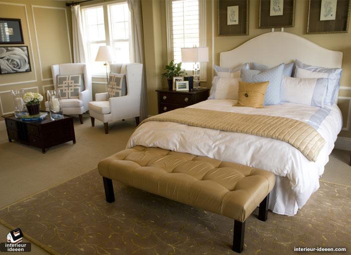 Slaapkamer Interieur Ideeen : slaapkamer-voorbeelden-31