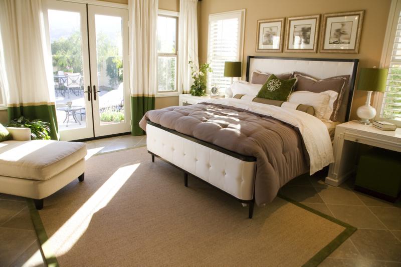 Gordijnen idee modern - Slaapkamer idee ...