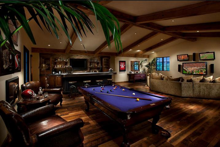 Bekend spelletjeskamer inrichten, tips voor meer comfort en ontspanning &UB49
