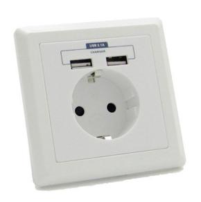 stopcontact met USB