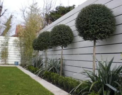Tuin ideeen om je tuin de beste plek van je huis te maken for Moderne afsluiting tuin