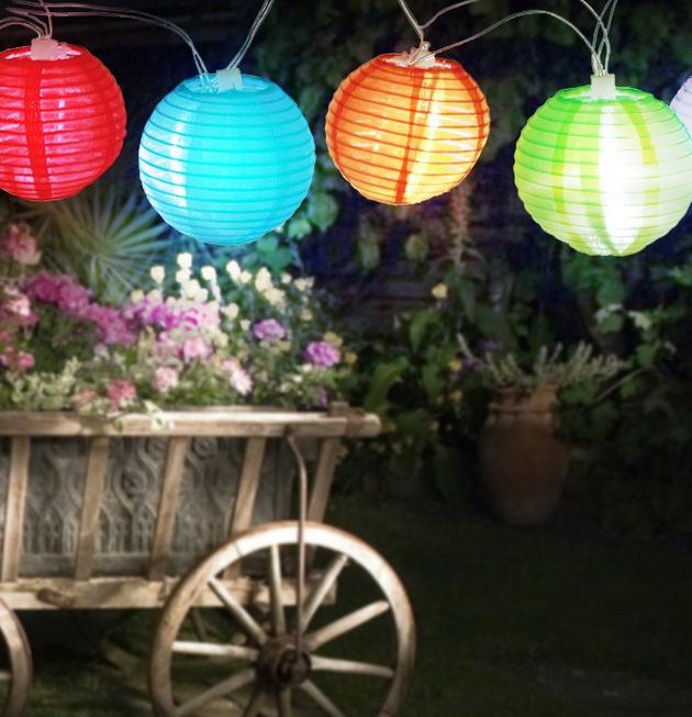 tuin verlichting idee 2016