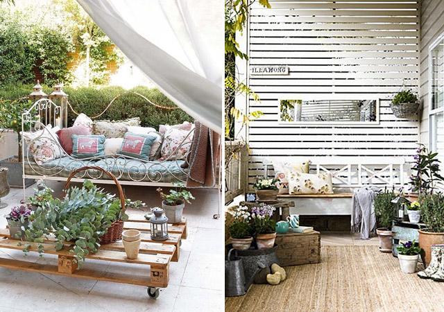 Tuin inrichten haal binnen naar buiten for Tuin inrichten tips