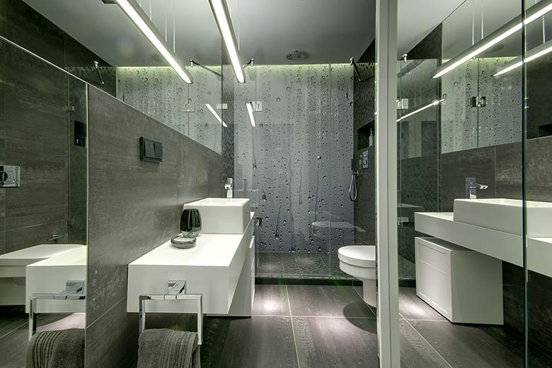 Badkamer Ideeen Fotos : Badkamer voorbeelden zwart wit - 22 badkamer ...
