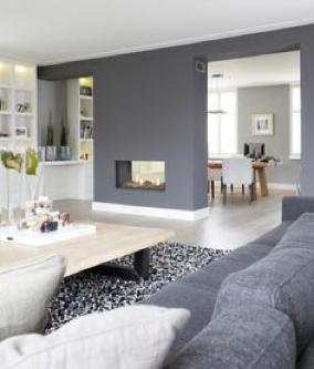 Kleuren woning kiezen 2015 interieur ideeen - Kleur moderne woonkamer ...