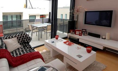 woonkamer voorbeelden modern 1