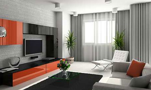 woonkamer voorbeelden modern 3
