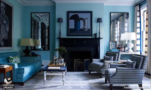blauwe woonkamer 4