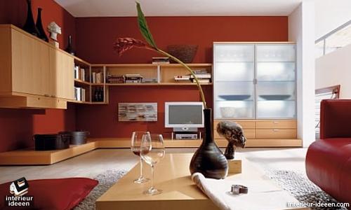 rode woonkamer voorbeeld 2
