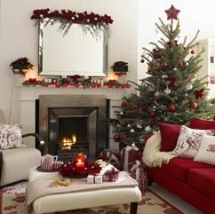 Interieur Ideeen Voor Kerst.Kerst Interieur Op Zijn Best Handige En Mooie Kerst Decoratie Tips