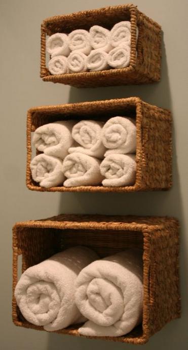 handig badkamer ideee