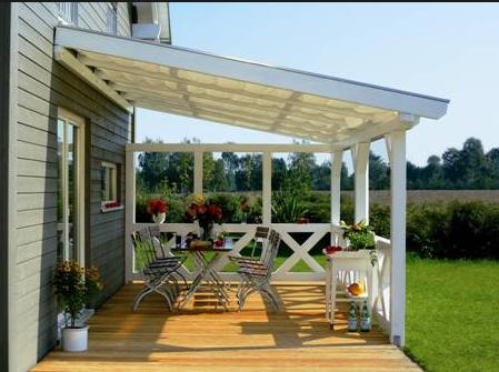tuin ideeen veranda