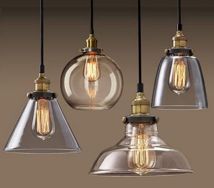 industriele look lamp