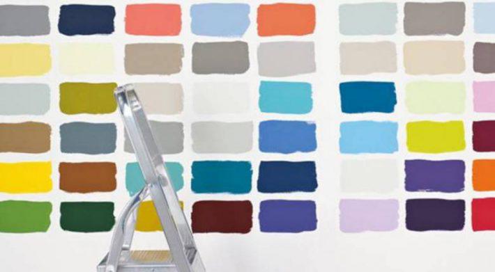 kleurcombinaties in huis