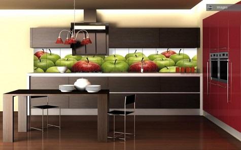 tegel keukenwand voorbeeld