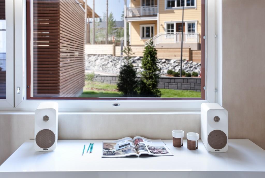 muziek installatie thuis
