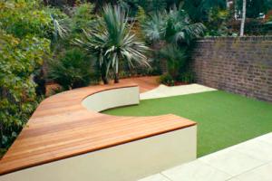 tuin onderhoudsvrij maken