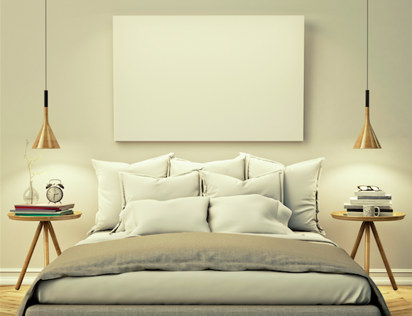 slaapkamer inrichten stappenplan