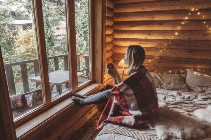 vakantiehuis winter