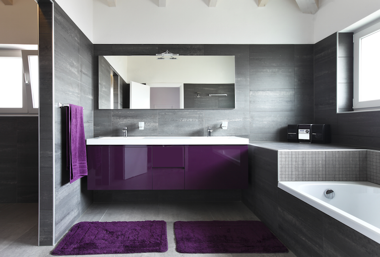 badkamer trends kleuren