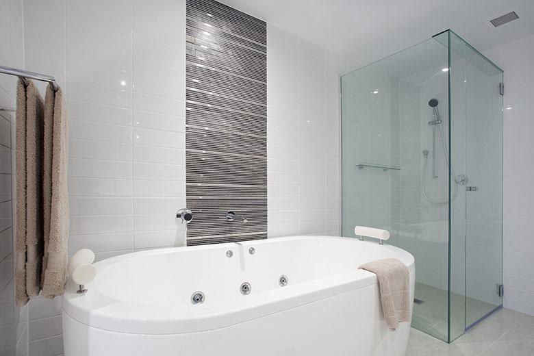 Badkamer Douche Ideeen : Badkamer voorbeelden inloopdouche veel foto s en ideeen