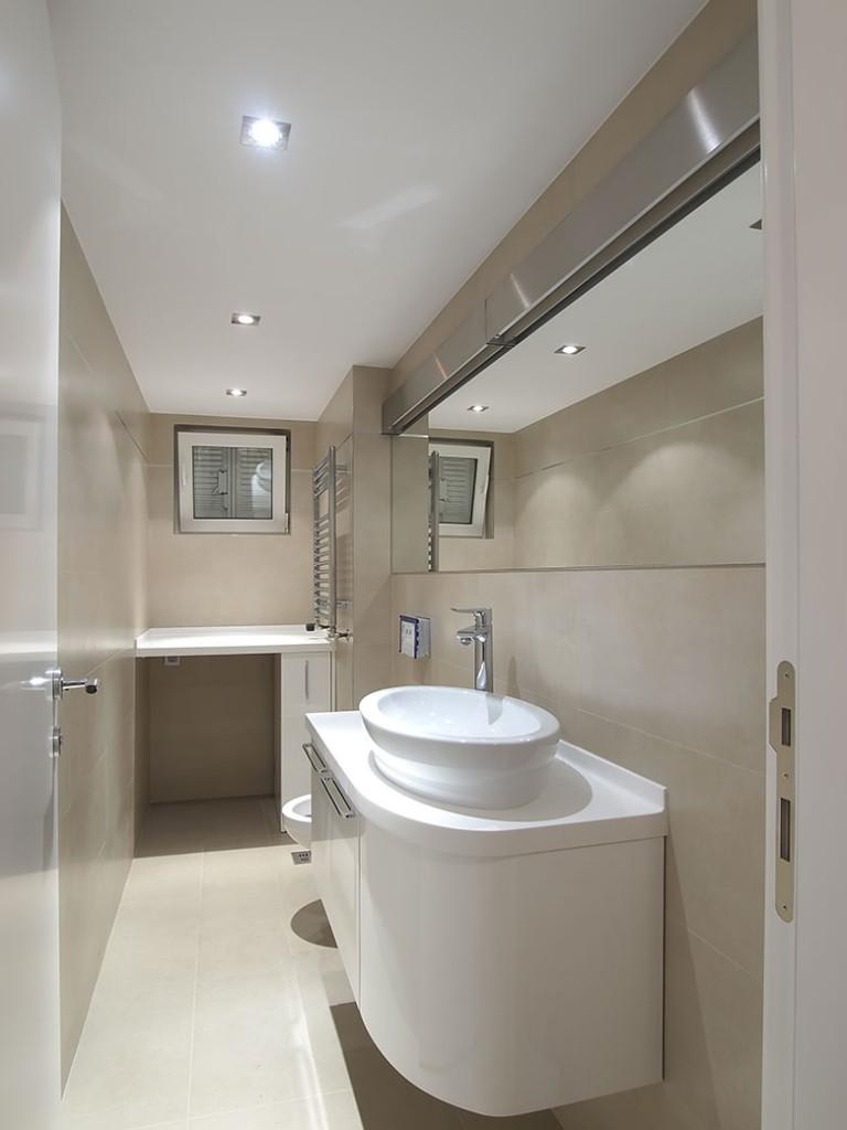 Iets Nieuws Badkamer voorbeelden kleine ruimte @HX57